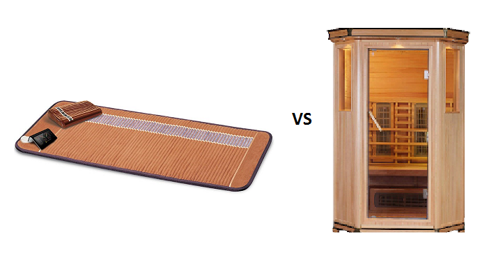 Biomat vs Infrared Sauna